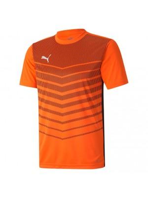 Puma football play graphic shirt