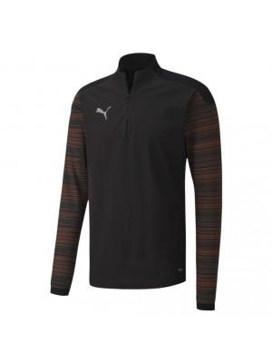Puma football next 1/4 zip top