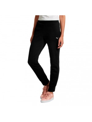 Puma essentials sweat pants zwart