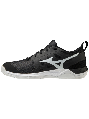 Mizuno wave supersonic 2 zwart