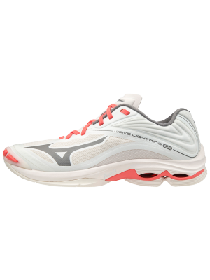 Mizuno wave lightning wmn white
