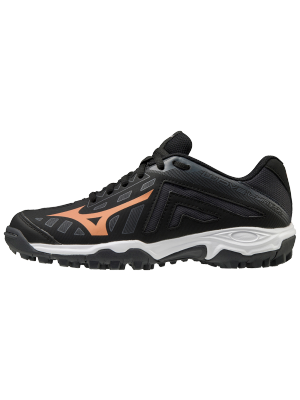 Mizuno wave lynx junior zwart