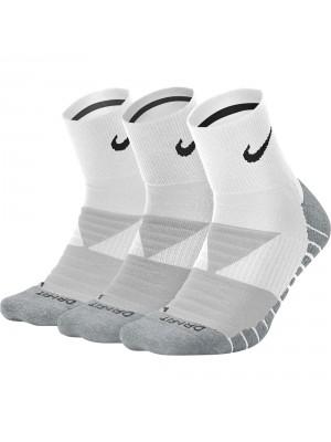 Nike everyday max cushioned 3x quarter socks wit
