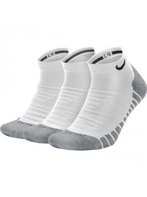 Nike everyday max cushioned 3x no show socks white