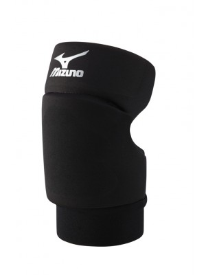 Mizuno open back volleybal kneepad black