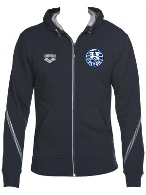 Arena Tl hooded jacket navy de Ham