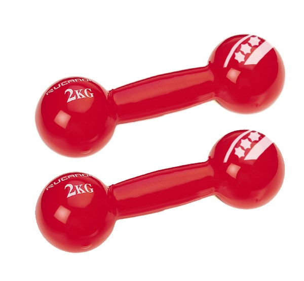 dumbbell set 2 profi