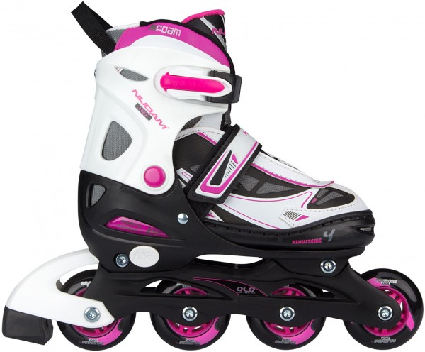 270567918d9 Nijdam inline skate jr. verstelbaar semi softboot online kopen ...
