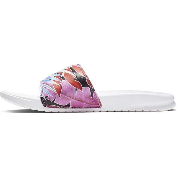 "Nike benassi ""Just Do It."" printed slipper"
