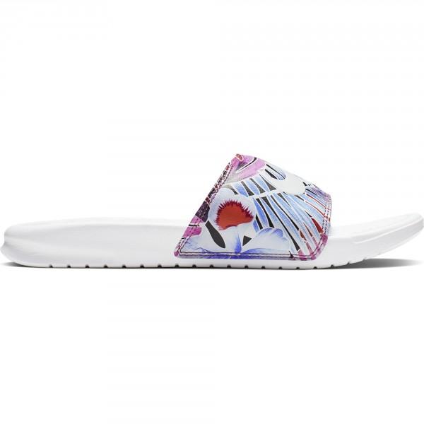 "Nike benassi ""Just Do It."" printed slipper"