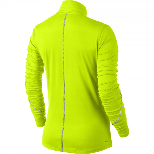 Nike reflective element half zip