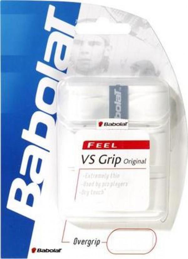 Babolat vs grip original x3 wit