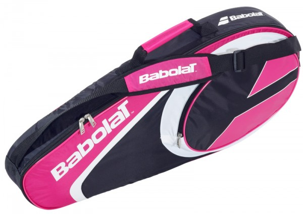 Babolat racket holder X3 club line pink