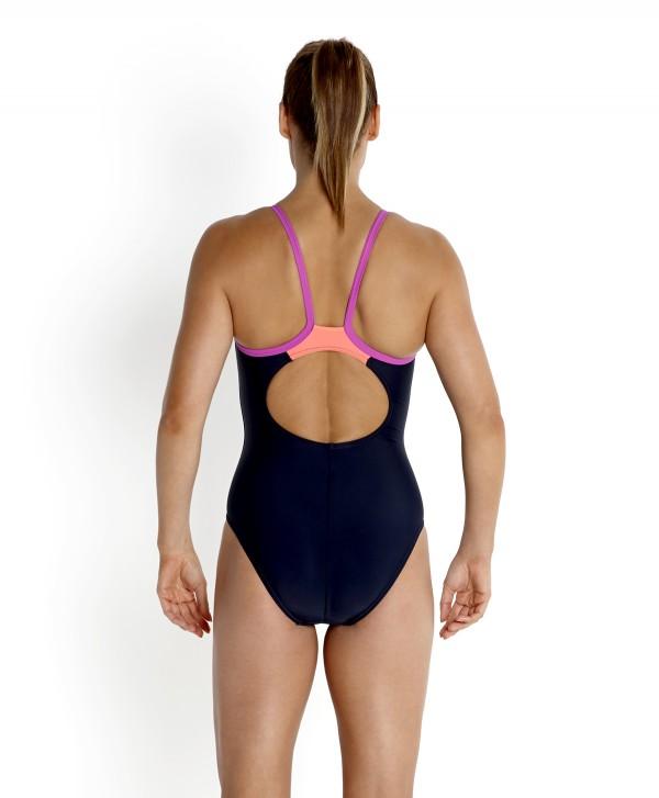 Speedo endurance10 thinstripe muscleback