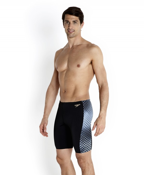 Speedo endurance+ allover digital panel jammer