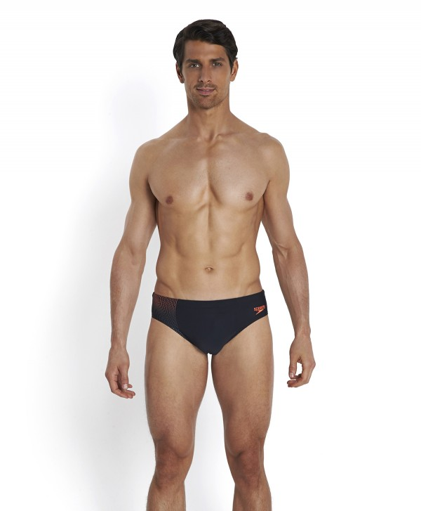 Speedo endurance10 placement 7cm brief