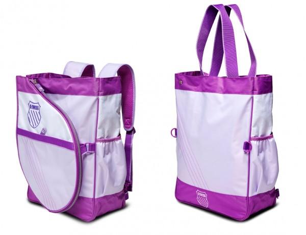 K.Swiss ibiza II convertible backpack/tote