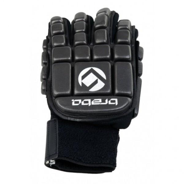 indoor glove foam full left-hand black
