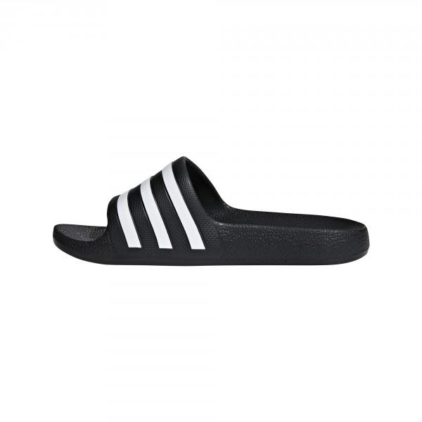 Adidas adilette aqua zwart K