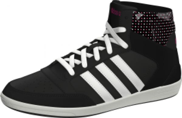 Adidas NEO hoops mid wmn