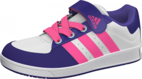 Adidas Jan BS velcro girl
