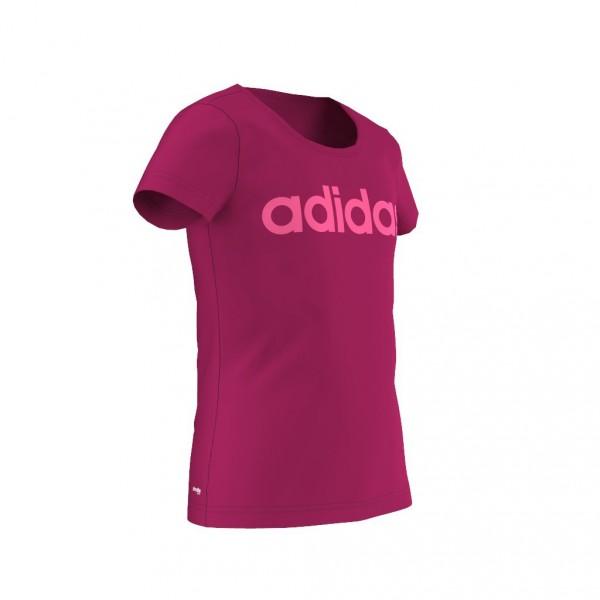 Adidas YG essential lineair tee