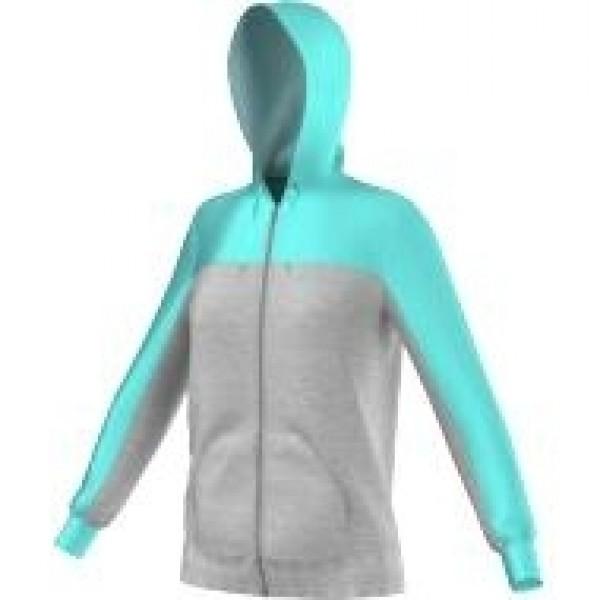 Adidas essentials hooded tracktop