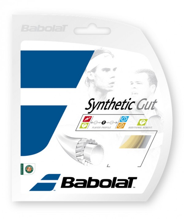 Babolat synthetic gut 1.3 wit