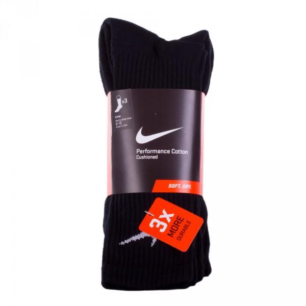 Nike 3-pack cushion crew