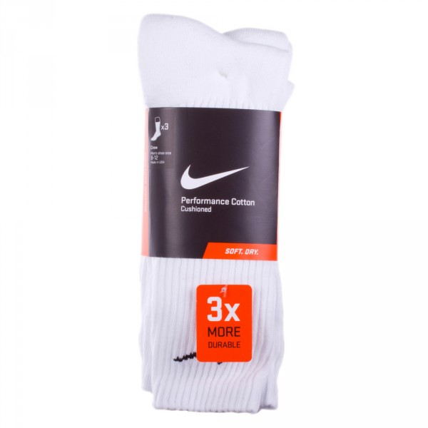 Nike 3-pack cushion crew