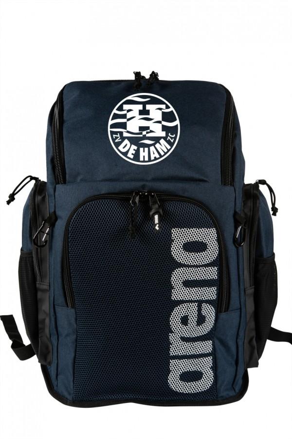 Arena team backpack 45 navy de Ham