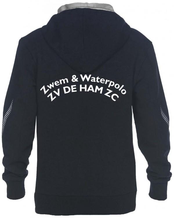 Arena Jr. Tl hoodie navy de Ham