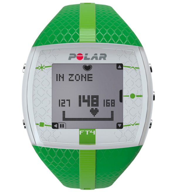 polar FT4 green