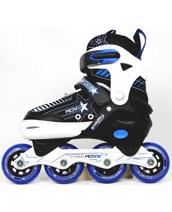 2e4baf44c4e Fila Move star blue skeeler in line skate online kopen - Sportwinkel.nl